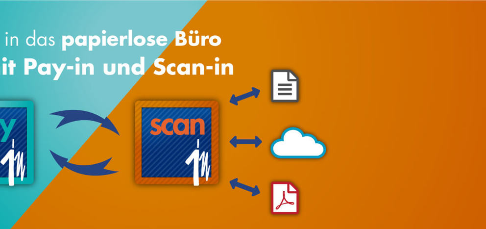 Pay-in Scan-in Slider