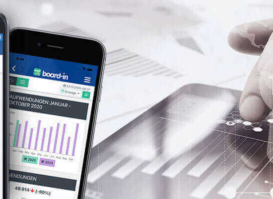 Appli Board-in disponible pour android et iOS